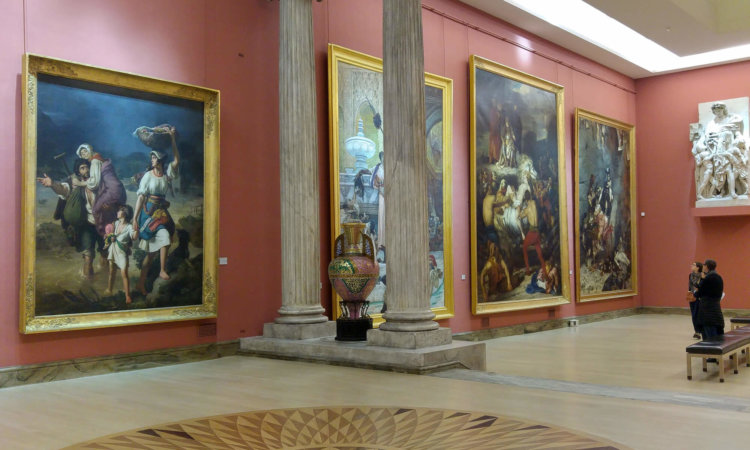 Image result for Rouen The Museum of Fine Arts and Ceramics (Musee des Beaux-Arts)