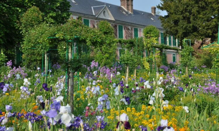 Giverny Jardin de Claude Monet